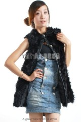 Sheep Fur Vest/Gilet